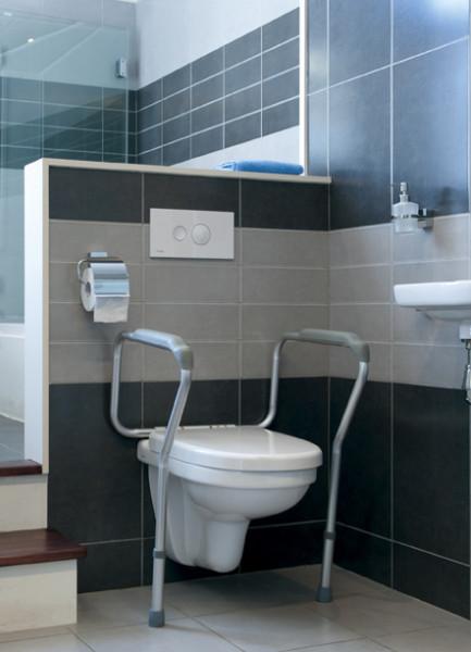 Toilettenstützhilfe Liddy
