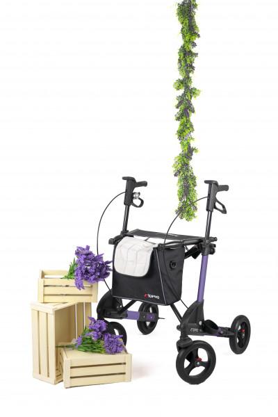 Rollator Topro Premium 2G M lavendel