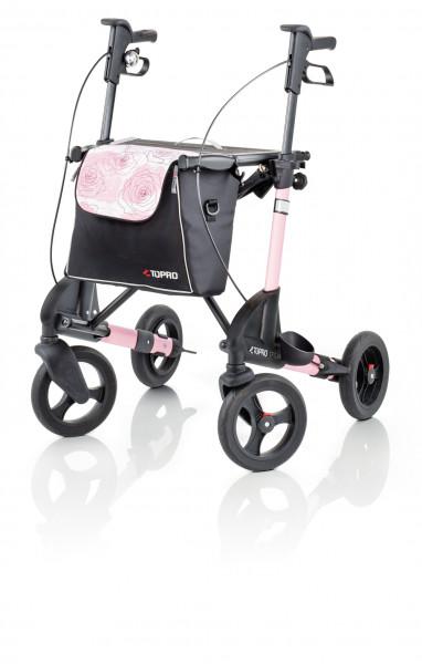 Rollator Topro Premium 2G M rosa