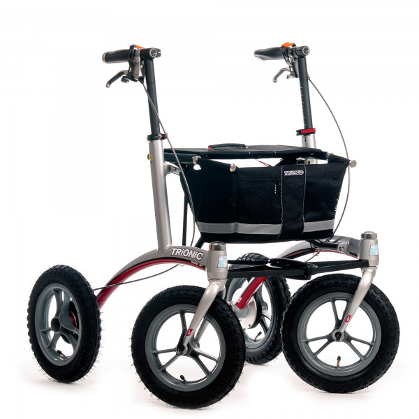 Rollator Trionic Walker 12 black