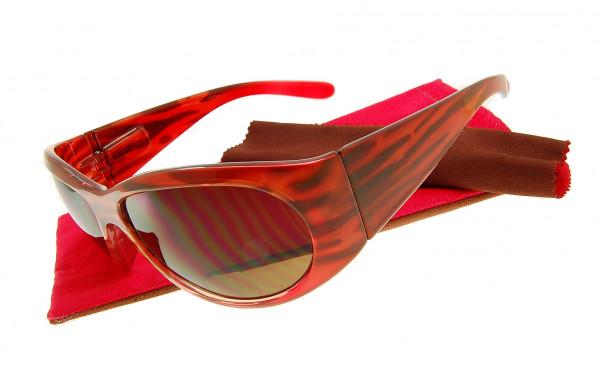 Lese-Sonnenbrille Joy Jam. Granat