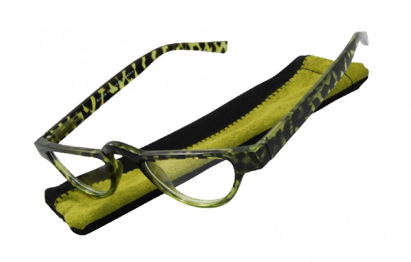Lesebrille Knuckle Green