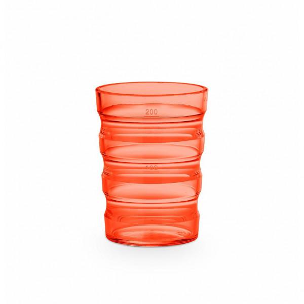 Becher Sure-Grip orange