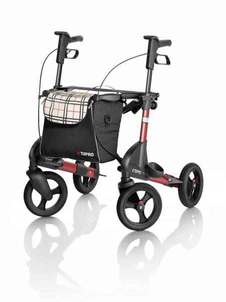 Rollator Topro Premium 2G S rot