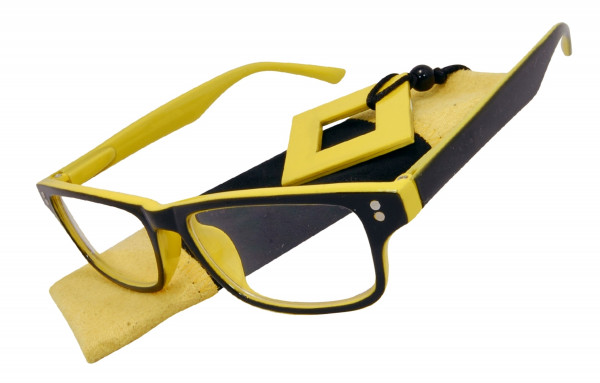 Lesebrille Spectrum Yellow