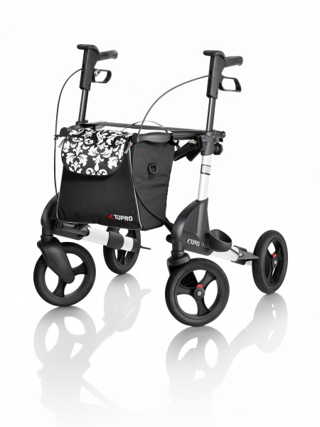 Rollator Topro Premium 2G S weiss