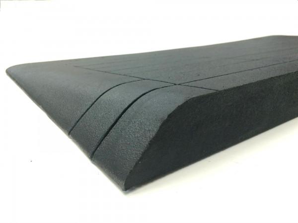 Gummirampe 25 mm abgeschrägt