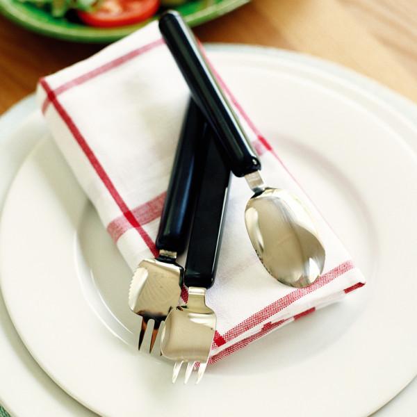 Messer/Gabel für Rechtshänder Etac light