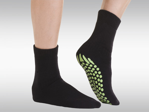 Antirutsch-Socken dick Gr. 43-46