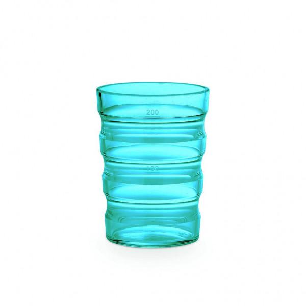 Becher Sure-Grip blau