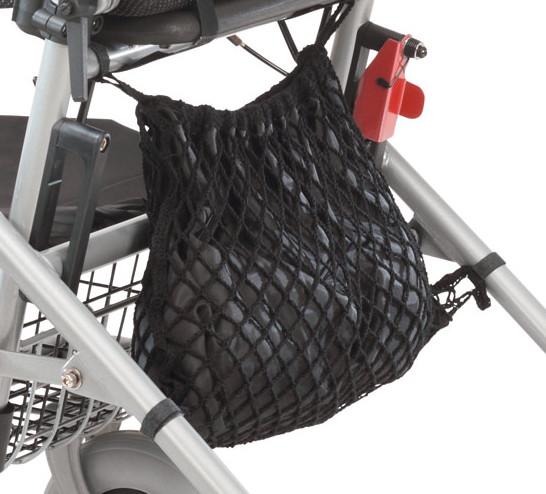Netz mit Innentasche zu Rollator