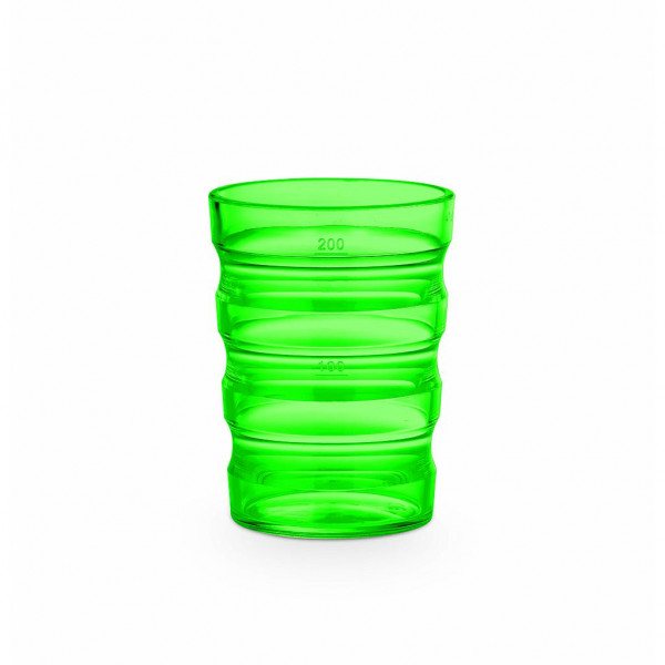 Becher Sure-Grip grün